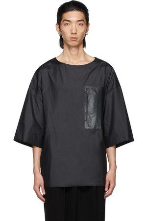 N. HOOLYWOOD Test Product Exchange Service Pocket T-Shirt