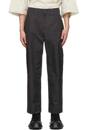 N. HOOLYWOOD Test Product Exchange Service Straight Trousers