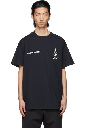 N. HOOLYWOOD Test Product Exchange Service 'Usspacecom' T-Shirt