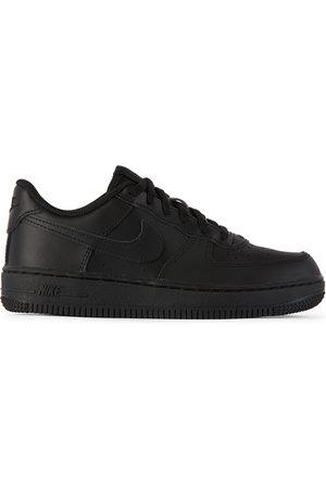 Nike Kids Black Air Force 1 Sneakers