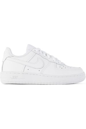 Nike Kids White Force 1 Little Kids Sneakers