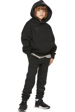 Essentials Kids Fleece Pullover Hoodie