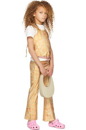 Charlotte Knowles SSENSE Exclusive Kids Beige Halcyon Tank Top