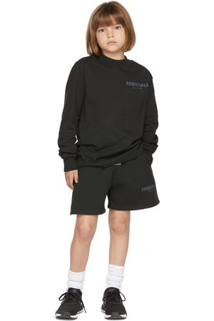 Essentials Kids Logo Long Sleeve T-Shirt