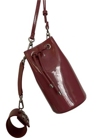 CHARLES & KEITH Leather clutch bag