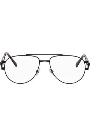 VERSACE Black Rock Icons Medusa Glasses