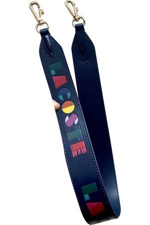 Lacoste Leather Belts