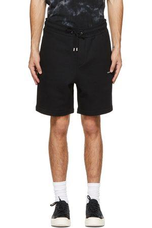 Frame Black Fleece Logo Shorts