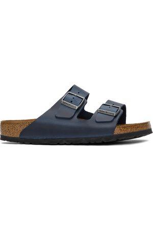 Birkenstock Oiled Leather Arizona Sandals