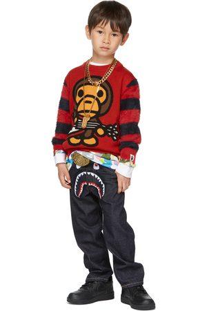 BAPE Kids Milo Baby Rock Sweater