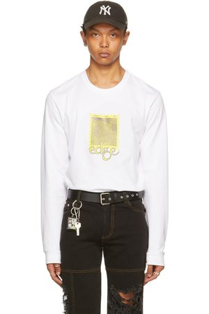 SSENSE SSENSE Exclusive 'Postcards From The Edge' Long Sleeve T-Shirt