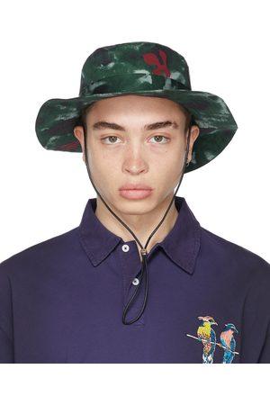 Loewe Green Explorer Watercolor Hat