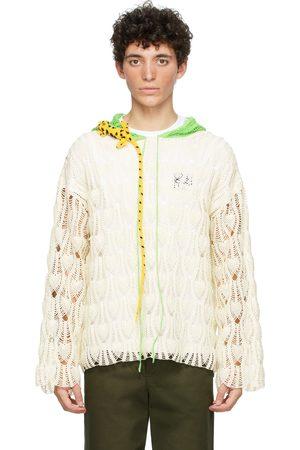 Loewe Off-White Paula's Ibiza Crochet Hoodie