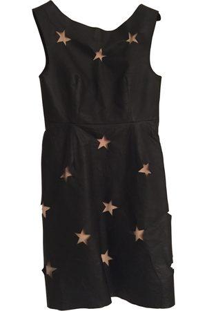Acne Studios Leather Dresses