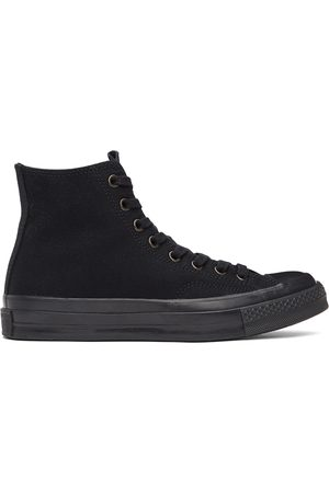 Converse Black Mono Color Chuck 70 High Sneakers