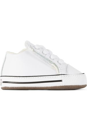 Converse Baby White Easy-On Chuck Taylor All Star Cribster Sneakers