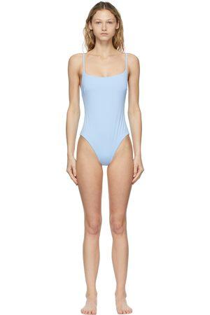 Bondi Born Blue Rose One-Piece Swimsuit