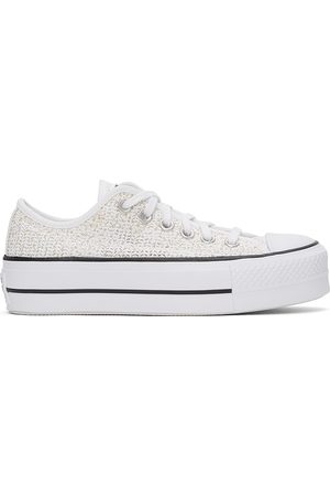 Converse Breathable Platform All Star Low Sneakers