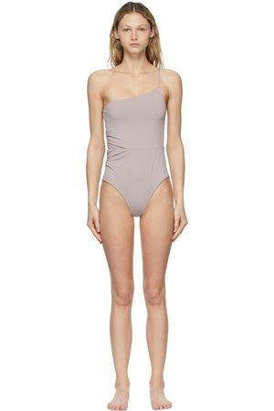 Bondi Born Purple Sibella One-Piece Swimsuit
