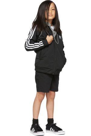 adidas Kids Black Adicolor SST Track Jacket