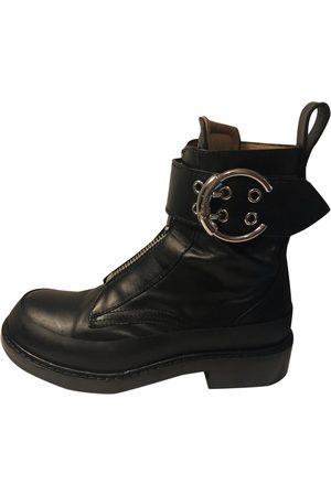 Chloé Women Biker Boots - Leather biker boots