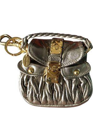 Miu Miu Leather Purses\, Wallets & Cases
