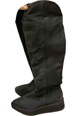 BRUNO BORDESE Suede Boots