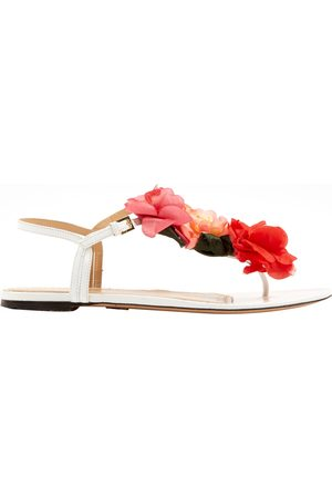 Charlotte Olympia Leather Sandals