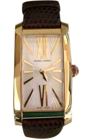 Maurice Lacroix Gold plated Watches