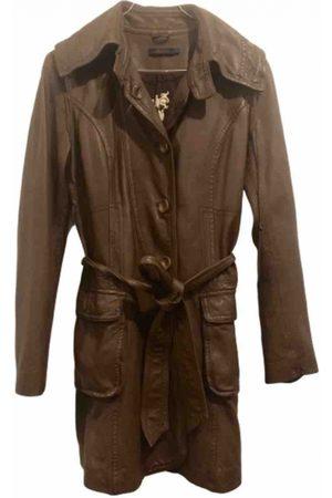 Kenzo Leather Trench Coats