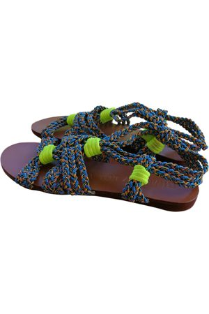 Bimba y Lola Polyester Sandals