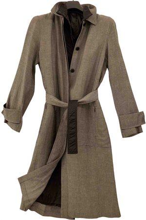 ALAIN MIKLI Silk Coats