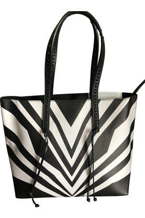 ELENA GHISELLINI /black Leather Handbags