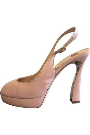 Ballin Leather Heels