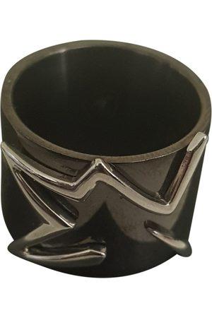 Thierry Mugler Steel Rings
