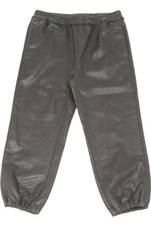 KRIS VAN ASSCHE Cotton Trousers