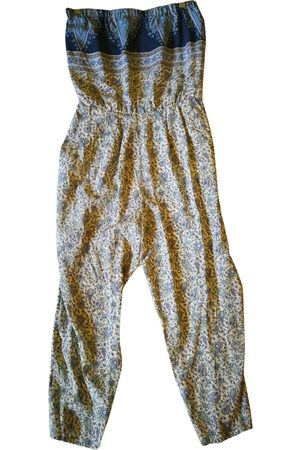 tibi Silk Jumpsuits