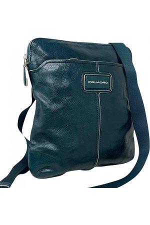 Piquadro Leather crossbody bag