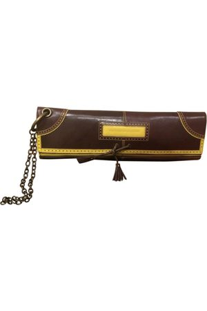 Victorio & Lucchino Leather Clutch Bags