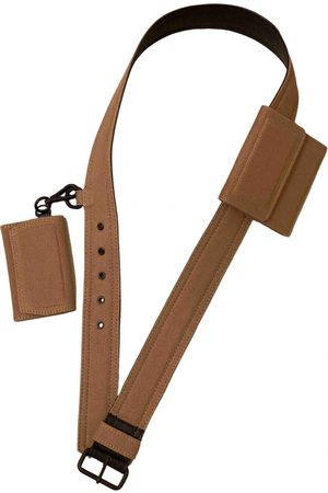 DRIES VAN NOTEN Cloth Belts