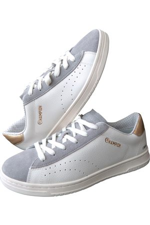 Champion Leather Trainers