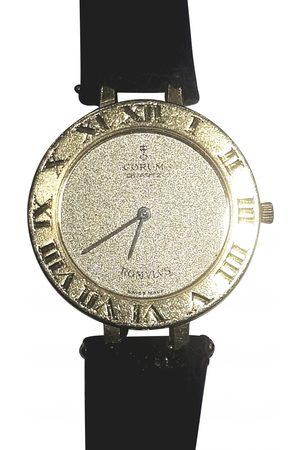 Corum Gold watch