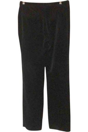 Costume National Velvet Trousers