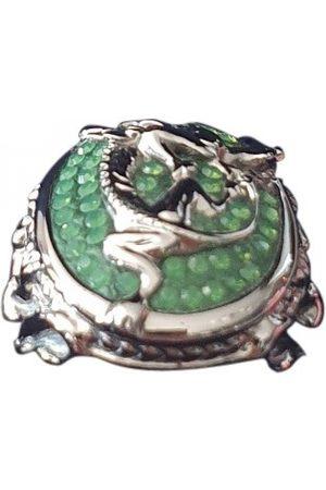 Swarovski Silver Rings