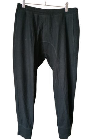 WOOYOUNGMI Cotton Trousers