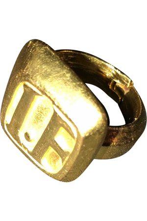 Inès de la Fressange Metal Rings