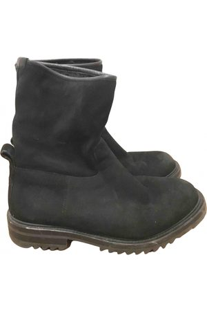 VALENTINO GARAVANI Suede Boots