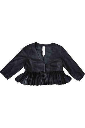 ANNE VALERIE HASH Leather Jackets