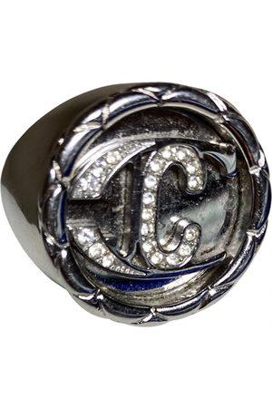 Roberto Cavalli Steel Rings