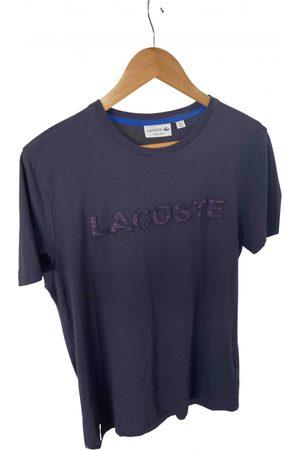 Lacoste Cotton T-Shirts